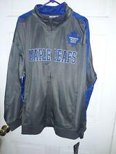 Toronto Maple Leafs Hockey  NHL Canada track Jacket athletic gear coat NEW - 3XL