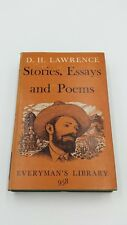 Libro Stories, Essays And Poems D.H. Lawrence