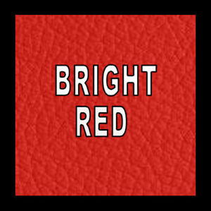 250ml Bright Red Leather Vinyl Colourant Paint Dye Restore Recolour Worn Faded