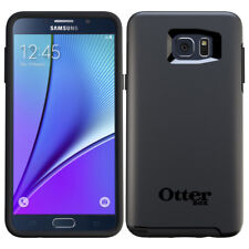 OtterBox Symmetry Series Protective Phone Case for Samsung Galaxy Note 5 Black