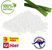 Pure Australian Organic Beeswax Pellets Bees Wax Wrap Candle Soap Lip Balm Beads