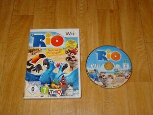 Wii Spiel Rio