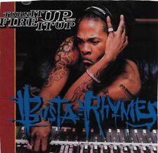 Turn It Up Fire It Up [Remix] [Single] by Busta Rhymes CD Apr-1998 Elektra