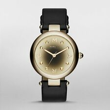 Marc Jacobs Watch, MJ1409, Leather Band, 34mm Case, 5 ATM WR RRP$379