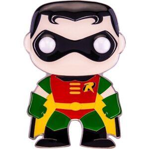 "POP! Enamel Pin DC Comics Robin 4"""