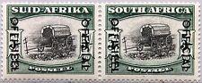 RSA SÜDAFRIKA SOUTH AFRICA 1953 Dienstmarke 96-97 a Official Stamp ovp ÜD MNH