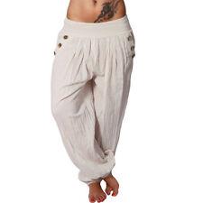 Pantalones de mujer color principal beige talla 36