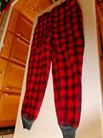 Vintage Woolrich Early Wool Buffalo Check Plaid Hunting Pants Breetches 36x30