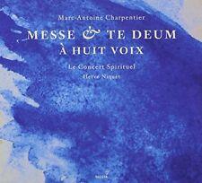 Messe Te Deum (niquet Le Concert Spirituel) 8424562216112 by Charpentier SACD