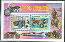 Chad 2014 Motorcycles Harley Davidson & Ducati Brothers Collective Sht Mint Nh