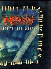 WEREWOLF THE APOCALYPSE STORYTELLERS SCREEN 1994