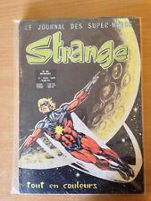 STRANGE N°80 du 05/08/1976 --- TRES Bon ETAT - EDITION LUG- RARE