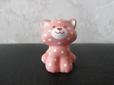 Vintage Strawberry Shortcake-custand le chat