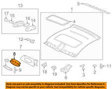 PORSCHE OEM 2005 911 Interior-Roof-Visor Lamp 9967319030101C