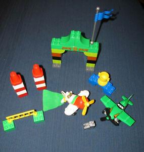 LEGO Duplo Disney Pixar Planes Ripslinger's Air Race (10510) - Complete