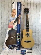 First Act Discovery Select Edition Acoustic Guitar Gift