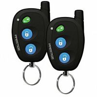 Audiovox One-Way Auto Remote Start with Keyless Entry System & Programmable Lock