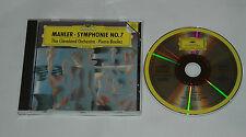 CD/MAHLER/SYMPHONIE 7/BOULEZ/4 D (1996) Germany/DG 447756-2