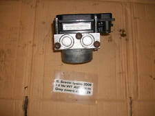 RENAULT MEGANE / SCENIC / GRAND SCENIC 2006-09 ABS PUMP 0265232067 / 8200737985
