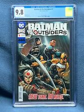 Batman and the Outsiders #1 Vol 3 Comic Book - CGC 9.8