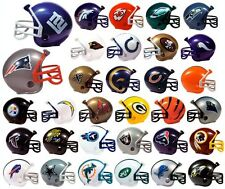Licensed NFL Mini Football Helmet Pencil Toppers - Pick Your Team!