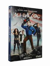 Ash vs Evil Dead: Season 2 DVD 2017 2-Disc Set Brand New Free Shipping
