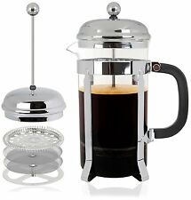 Mr. Kitchen French Press Glass Coffee Press 8 Cup 32 oz