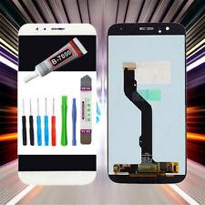 Original Huawei G8 Display Touchscreen Bildschirm Glas Scheibe weiß LCD + Touch