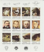 Argentina Argentina-2002-stamps-complete Year-mnh-