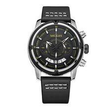 MEGIR Sport Men Quartz Watch Waterproof Multifunction Chronograph Wrist Watches