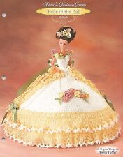 BELINDA - Annie's Glorious Gowns BELLE OF THE BALL Collection Crochet Pattern