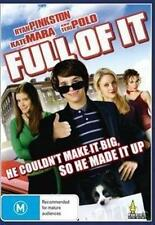 FULL OF IT Ryan Pinkston, Kate Mara, Teri Polo DVD NEW
