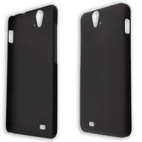 caseroxx Backcover for Hisense HS-U971 in black made of plastic