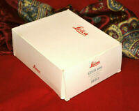 LEICA MINI Camera Original Storage Box/Paper Work/Instructions/Strap/No Camera