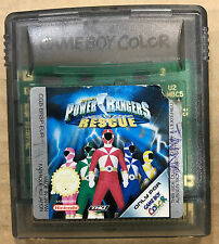Power Rangers Lightspeed Rescue Cartridge Only (Nintendo Game Boy Color, 2000)