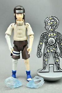 Naruto Neji Chakra Point Attack Masashi Kishimoto Action Figure Mattel