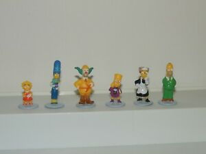 The Simpsons Clue Game Replacement Mover Pieces