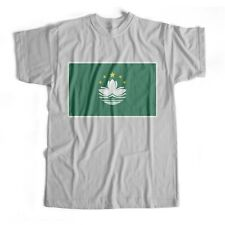 Macau | National Flag | Iron On T-Shirt Transfer Print