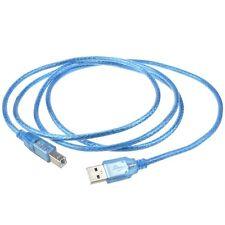Generic 6ft USB Printer Cable for Canon Pixma MG2120 MG2220 MG3120 MG3122 MG3220