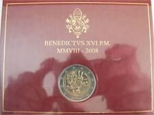2 euro BU Vatican 2008 Année jubilaire de Saint Paul