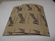 GASKET PAPER SHEET 0.8mm+0.4mm - 25cm x 25cm 2 Sheets Flexoid for Motorbike