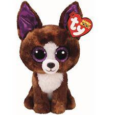Ty Beanie Babies Boos 36878 Dexter the Brown Chihuahua Boo