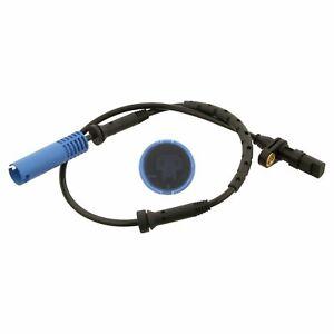 Front Abs Sensor Fits BMW X5 E53 OE 34526756379 Febi 30247