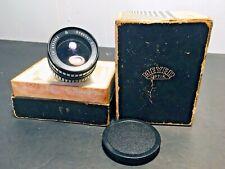 Meyer Optik Gorlitz Orestor 100mm f2.8 - M42 mount W/ Original Box