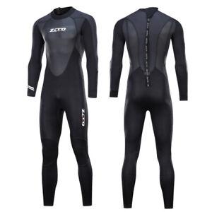 3mm Herren Damen Neoprenanzug in voller Länge Surf Paar Schwimmen Neoprenanzug