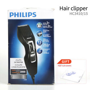 Philips Series 3000 Hair Clipper HC3410/15 with DualCut Technology And Scissors