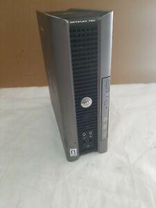 Dell Optiplex 760 SFF Core2 E7500 2GB RAM 160GB HDD Windows vista business