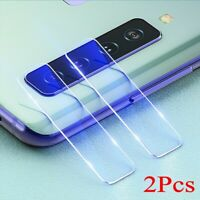 2x For Samsung Galaxy S10 Plus S10 E  Camera Lens Tempered Glass Film Protector