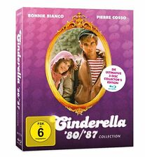 Cinderella '80 / '87 Collection (Bonnie Bianco) 3 Blu-ray Disc NEU + OVP!