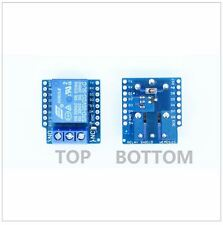 Relay Shield For Wemos D1 Mini IOT Blynk Board ESP8266 Arduino Node Mcu